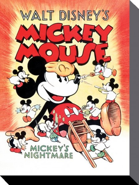 Mickey Mouse - Mickey's Nightmare