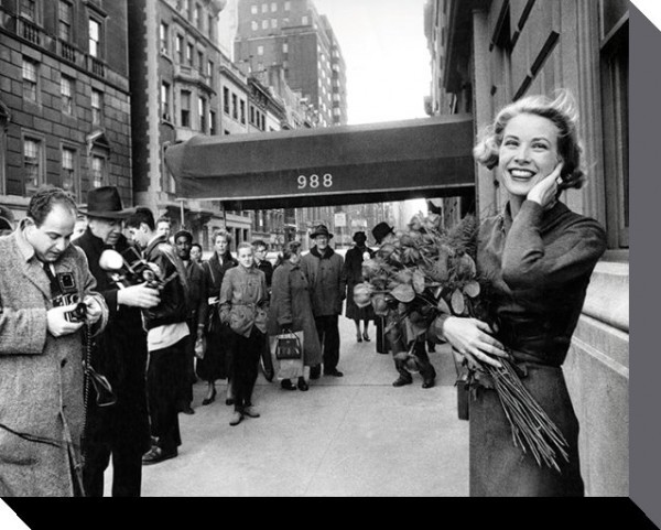 Time Life (Grace Kelly - New York)