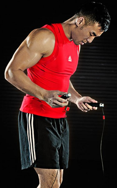 Weighted Pro Skipping Rope
