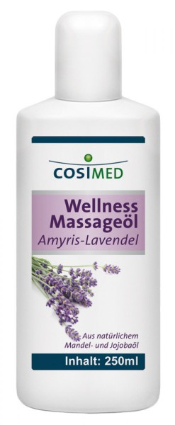 Wellness-Massageöl Amyris-Lavendel